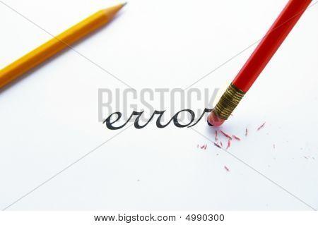 Error Erase