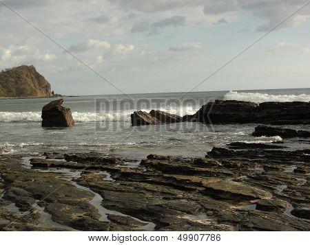 Escondido Beach, Nicaragua