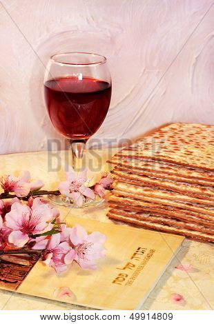 Cheerful Spring Festival Of Passover And Its Attributes