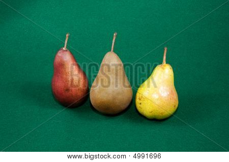 Rainbow Pears