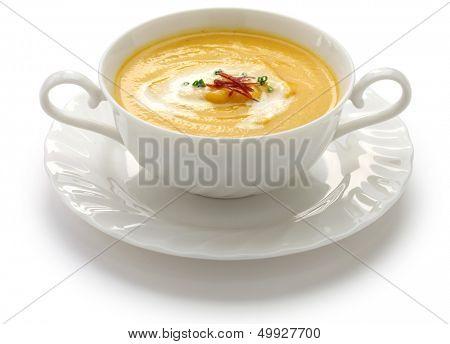 butternuts squash soup