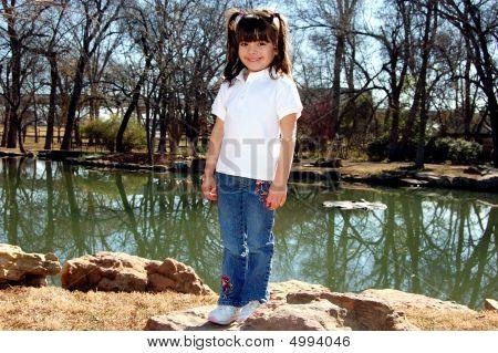 Lake Girl