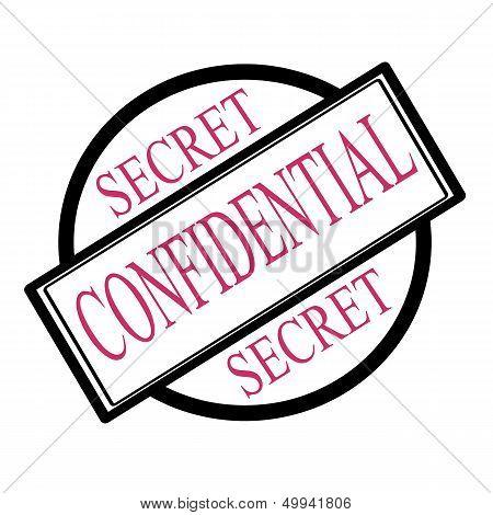Secret confidential