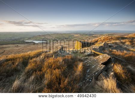 yorkshire dales moorland