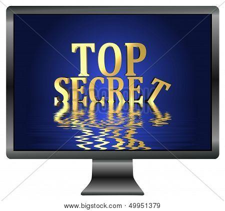 Loss of Top Secrets through data leak