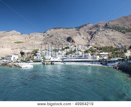 Sfakia, Crete