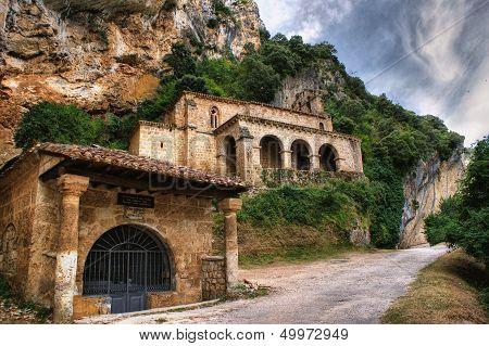Chapel of Santa Maria de la Hoz