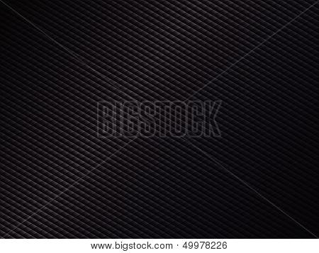 Abstract metallic black background