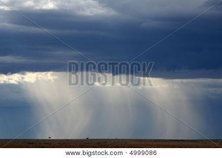 Rain Season Africa