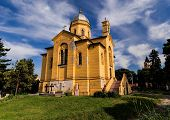 stock photo of serbia  - Orthodox Church of St - JPG