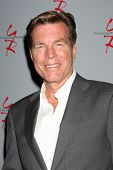 LOS ANGELES - AUG 24:  Peter Bergman at the Young & Restless Fan Club Dinner at the Universal Sherat