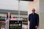 LOS ANGELES - AUG 26:  Michelle Rodriquez, Vin Diesel at the Vin DIesel Walk of Fame Star Ceremony a