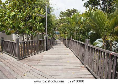 Changi Point Boardwalk