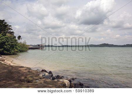 Singapore Changi Point Beach