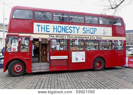 The Honesty Shop