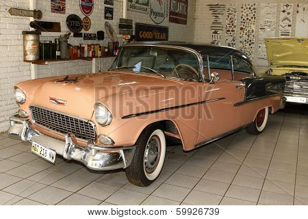 1955 Chevrolet Hard Top Coupe