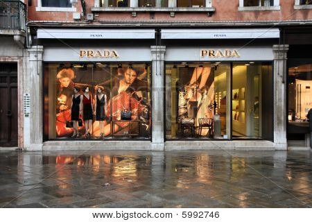 Luxury Brand - Prada