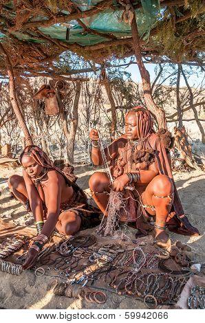 Himba Women - Kaokoland (namibia)