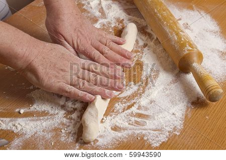 Hands Of The Baker