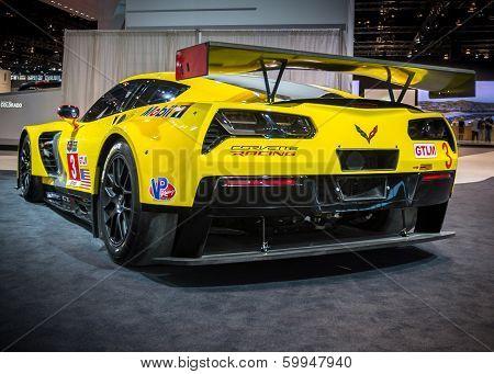 2014 Chevrolet (Chevy) Corvette C7-R