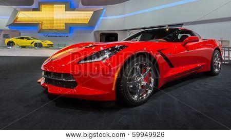 2014 Chevrolet (Chevy) Corvette