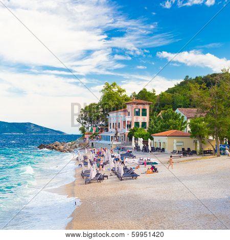 Moscenicka Draga, Croatia.