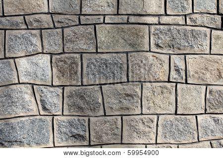 Stone Wall Facade