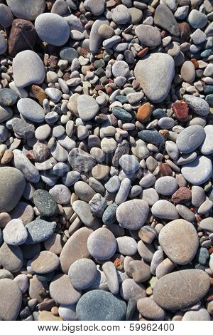 Small Round Stones