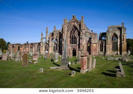 Abadia de Melrose 3