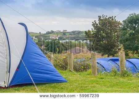 Camping in Dorset UK
