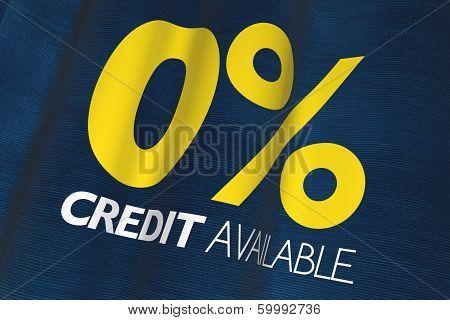 Zero Procent Credit