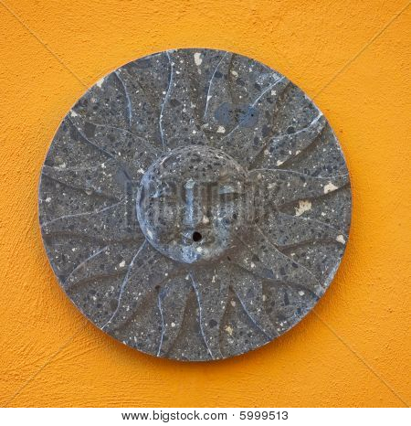 Mexican Sun Tile