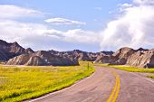 Badlands Road