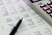 Focus On Financial Figures