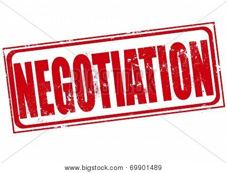 Negotiation Stamp