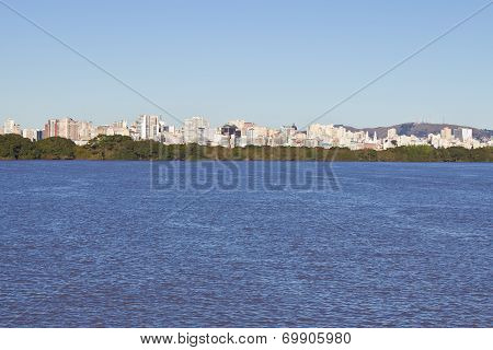 Porto Alegre - City view