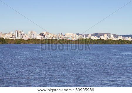 Porto Alegre - City view