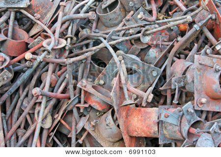 Sucata de metal