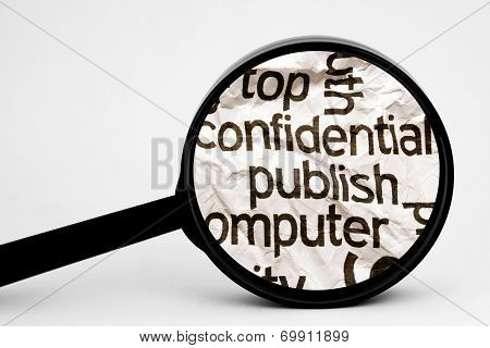 Publish Confidential