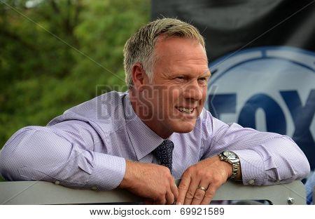 Fox Soccer Warren Barton