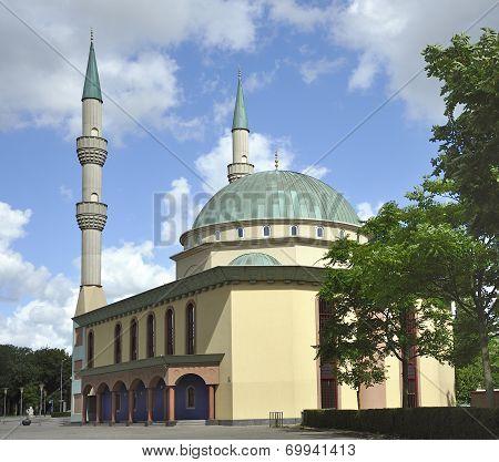 The Mevlana Mosque