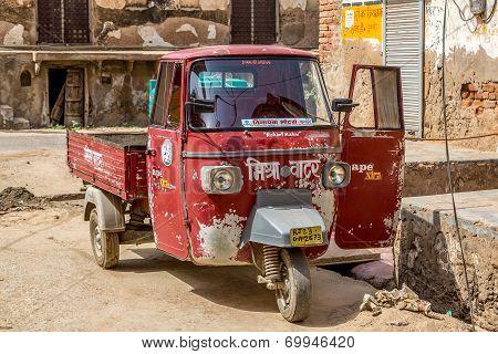 India Tuc Tuc