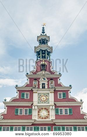 Old Town Hall In Esslingen Am Nechar, Germany