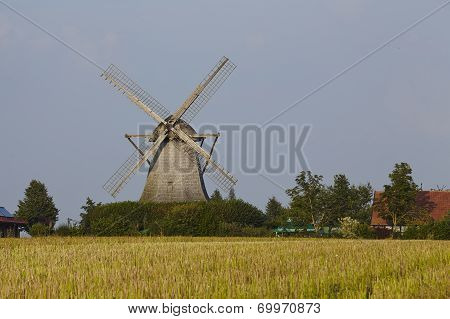 Windmill Destel (stemwede, Germany)