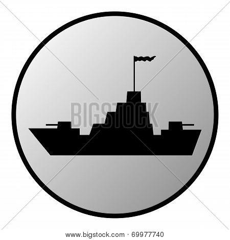 Warship Button
