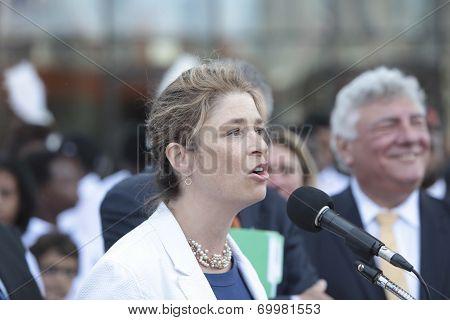 DNC Chair Debbie Wasserman-Schultz