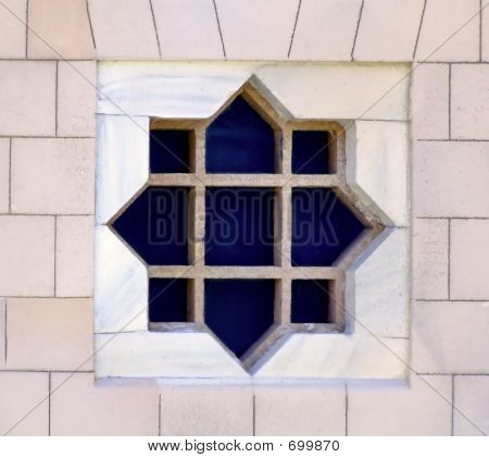 Octagonal Window