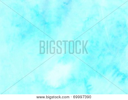 Handwork  Watercolour  Bright  Background. Image Can Be Used  For Scrapbooking,  For Web, For Print