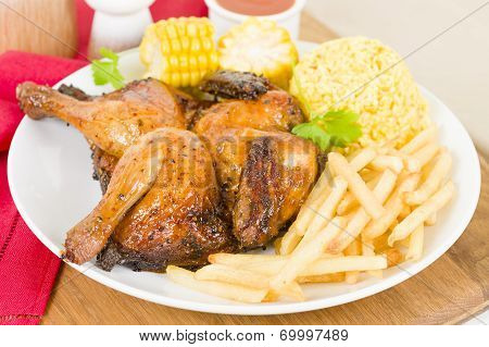 Piri Piri Chicken