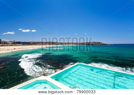 Amazing Bondi Beach In Sydney